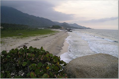 Parque Tayrona beaches (1)