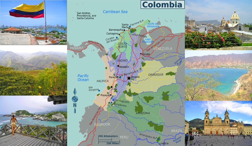 Why we love Colombia