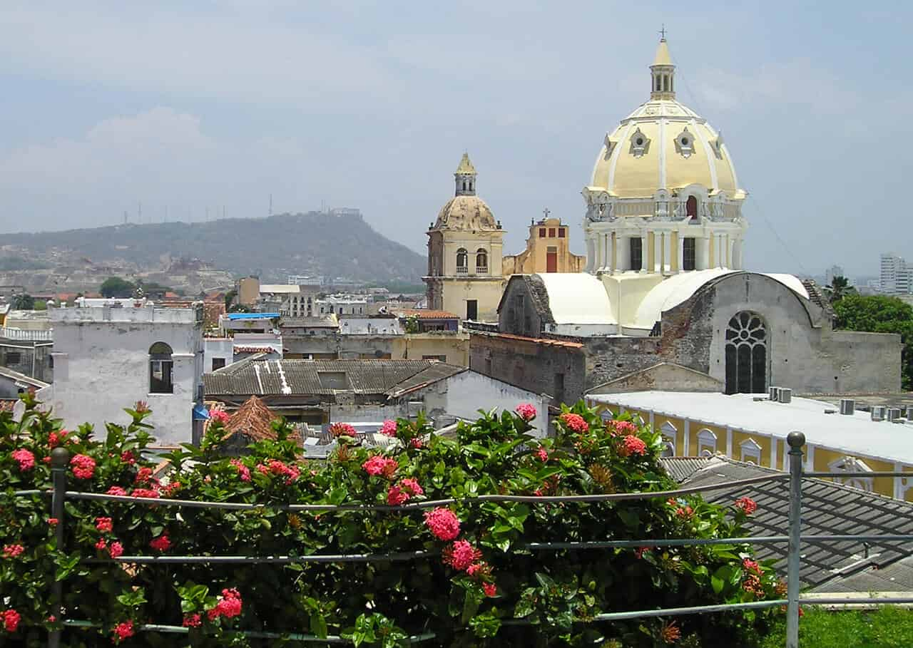 Cartagena views. What's Cartagena (Colombia) like? Here's why it's incredible
