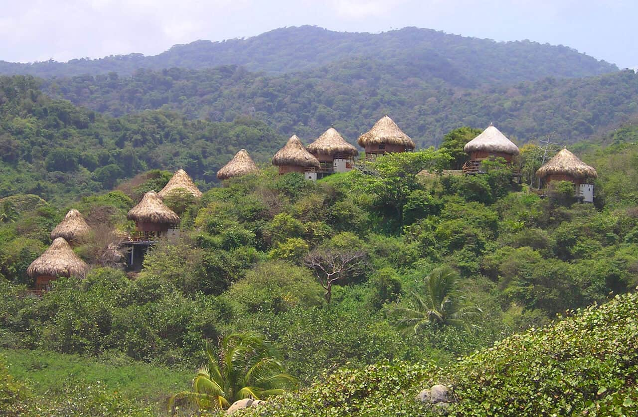 Eco Habs, Parque Tayrona. What's it like?