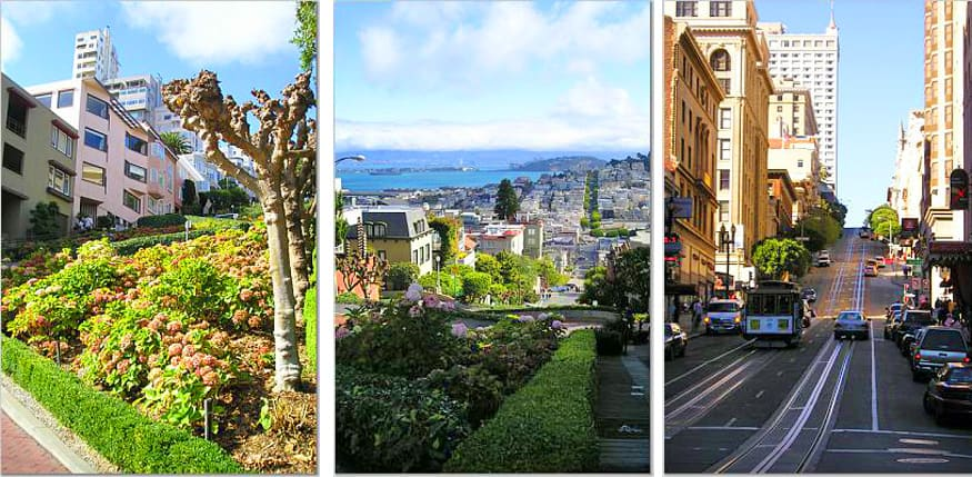 famous streets in san francisco