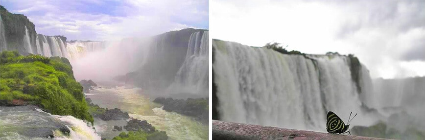 Iguazu Falls (Brazilian side) - How to Get there and where to Stay