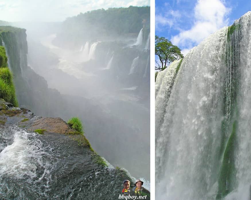 views on Iguazu, Argentina
