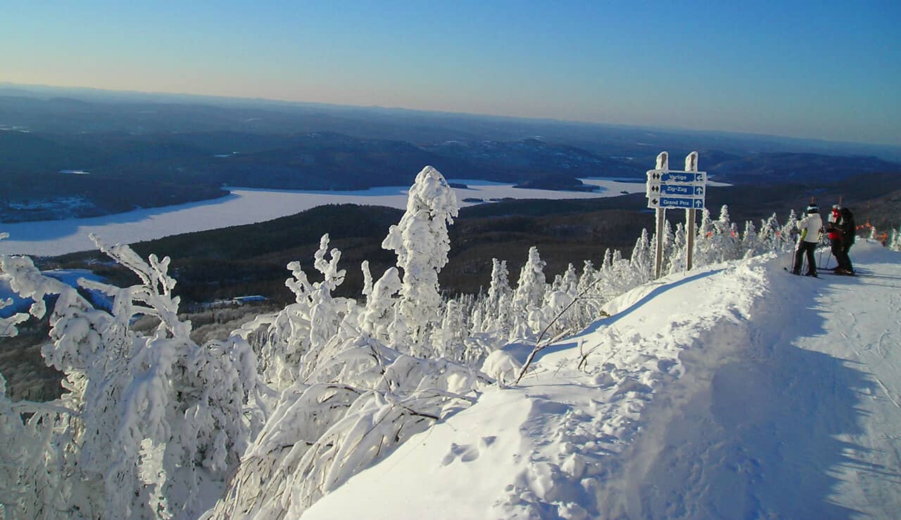A Ski weekend in Mont Tremblant, Quebec
