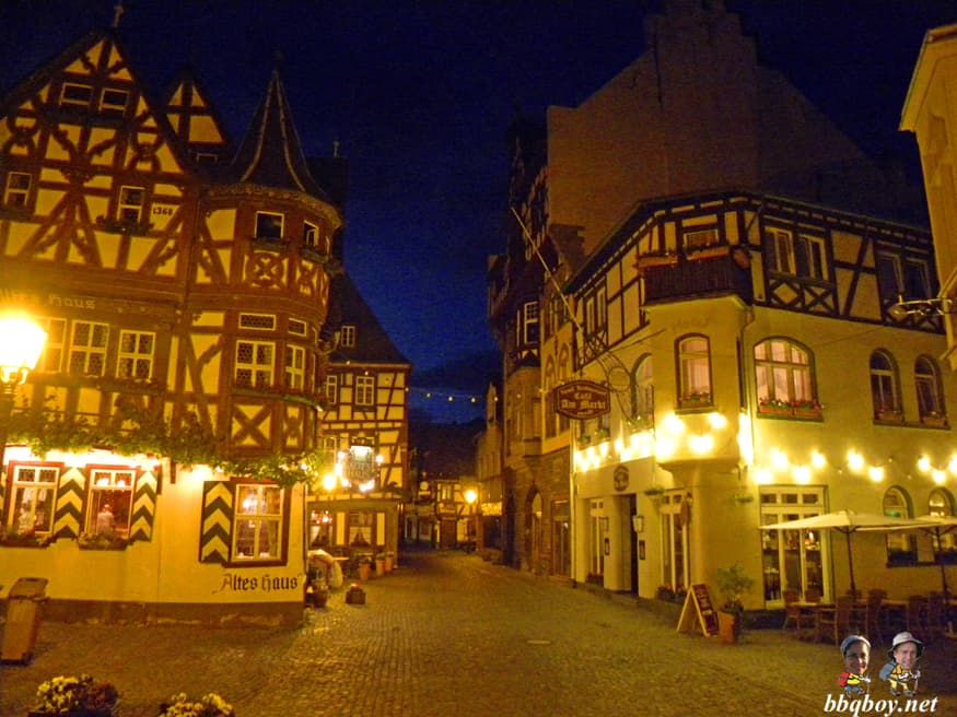 Altes Haus, Bacharach, Germany