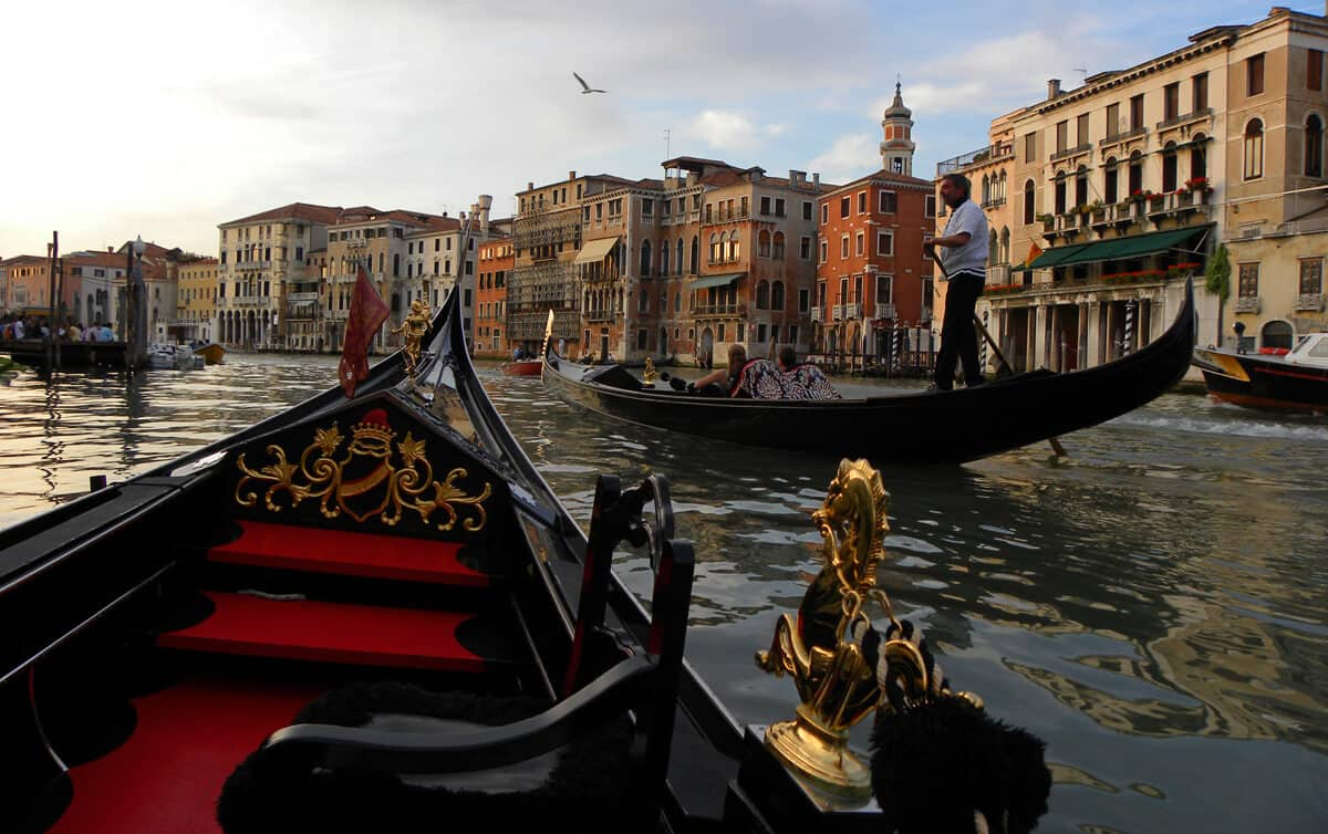 Highlights of a trip to Venice, Italy