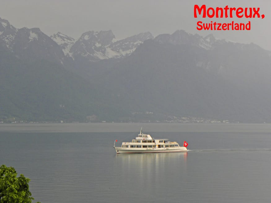 Montreux, switzerland header