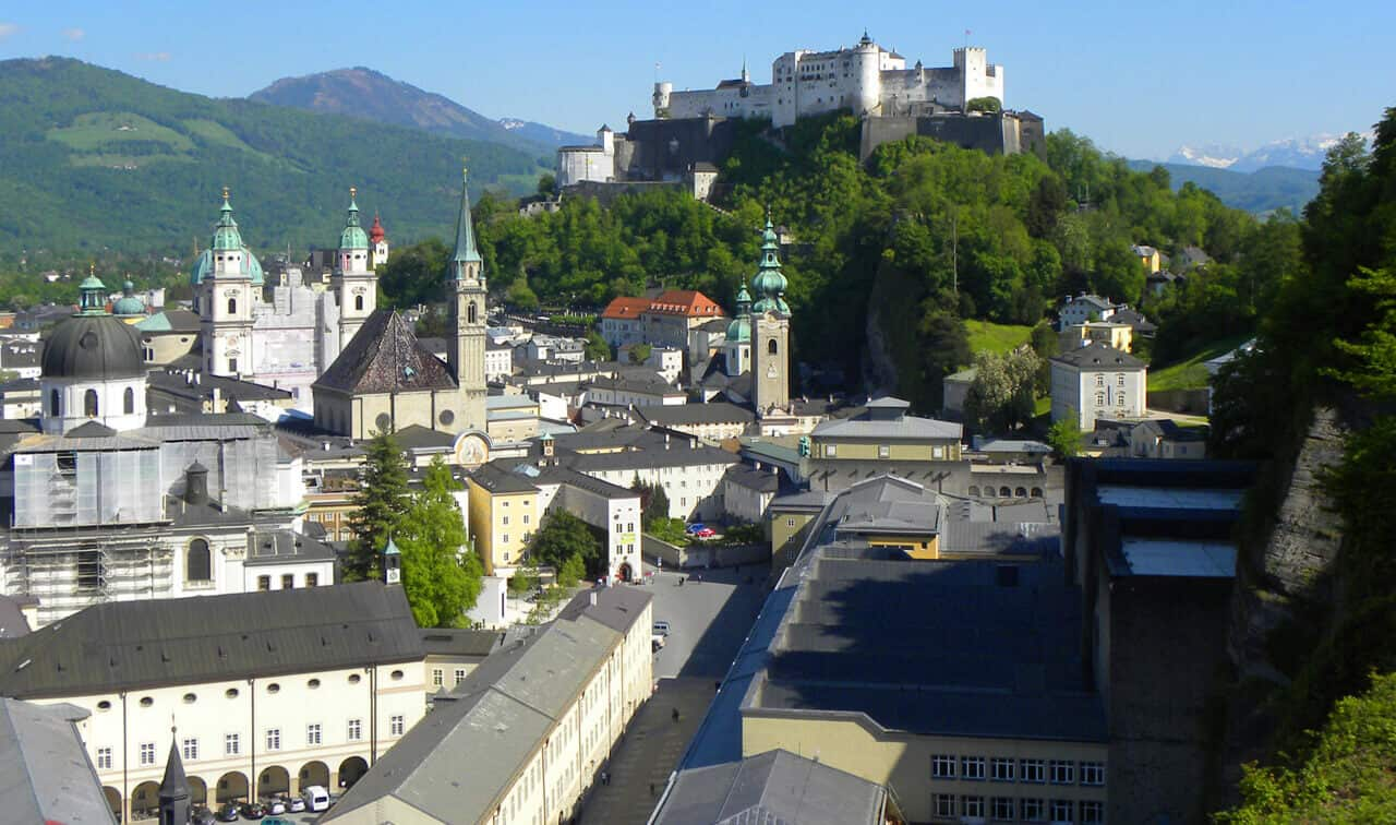 What to see and do in Salzburg Austria
