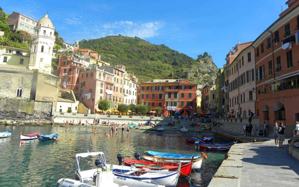 Why Vernazza is the best town in the Cinque Terre
