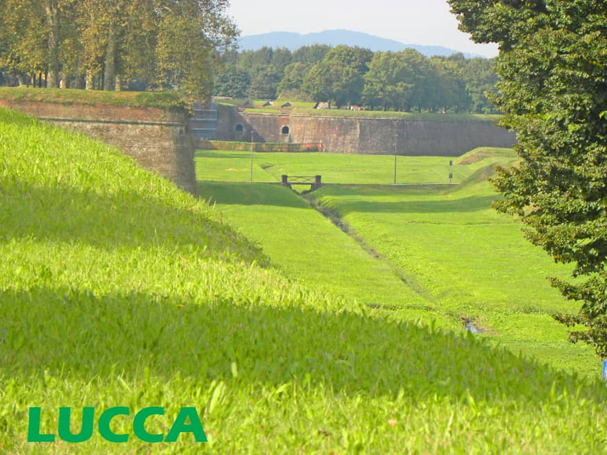 Lucca, Italy, header