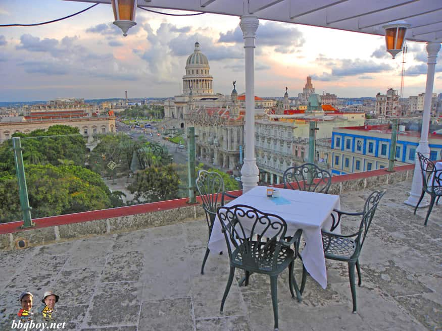 Parque Central Views, Havana