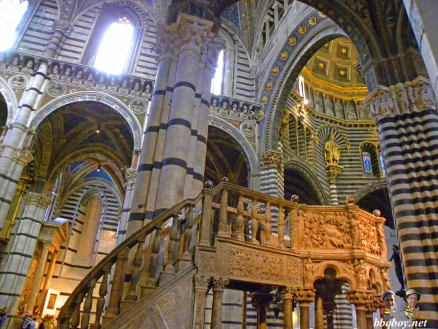 The incredible Duomo in Siena, Tuscany, Italy (7)