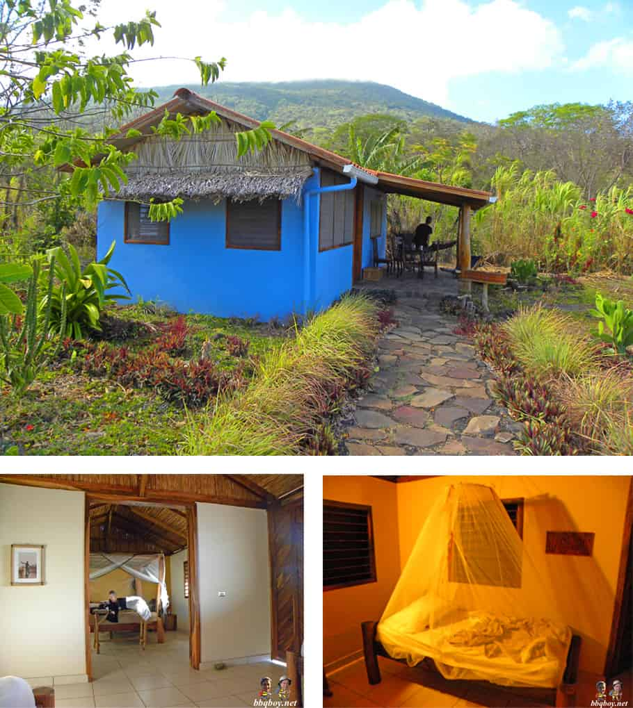 lodging at totoco ecolodge
