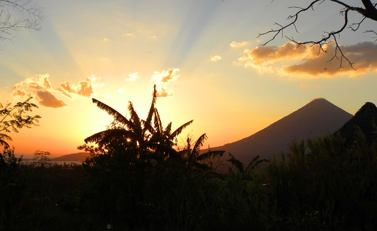 volcano. What to Do and Where to Stay in Isla Ometepe