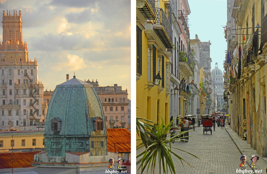 views in Havana, Cuba