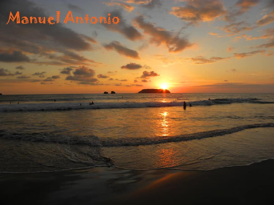 Manuel Antonio, Costa Rica header