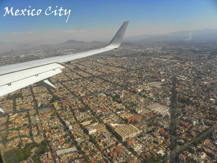 Mexico city header