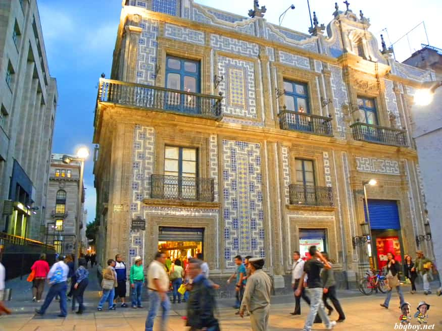 historic building, mexico city