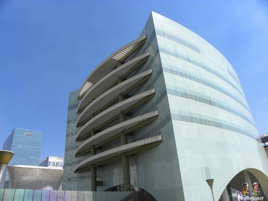 modern architecture, Mexico city (1)