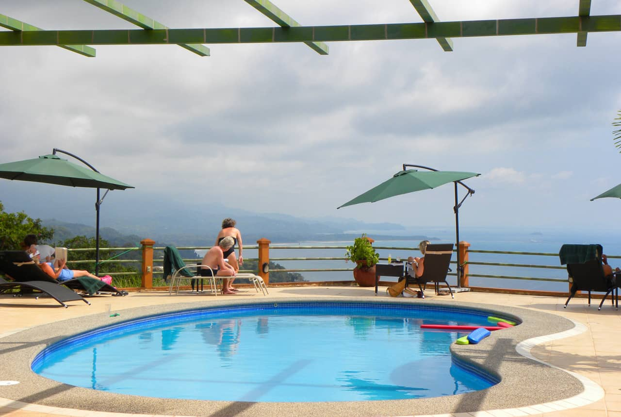 Villas Alturas, Dominical. Where to Stay