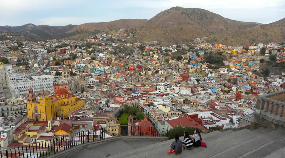 Views in Guanajuato