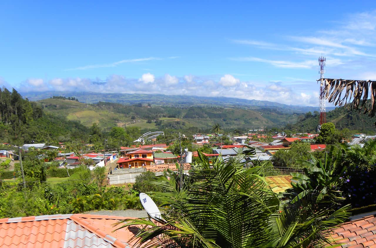 where to stay in Orosi Costa Rica