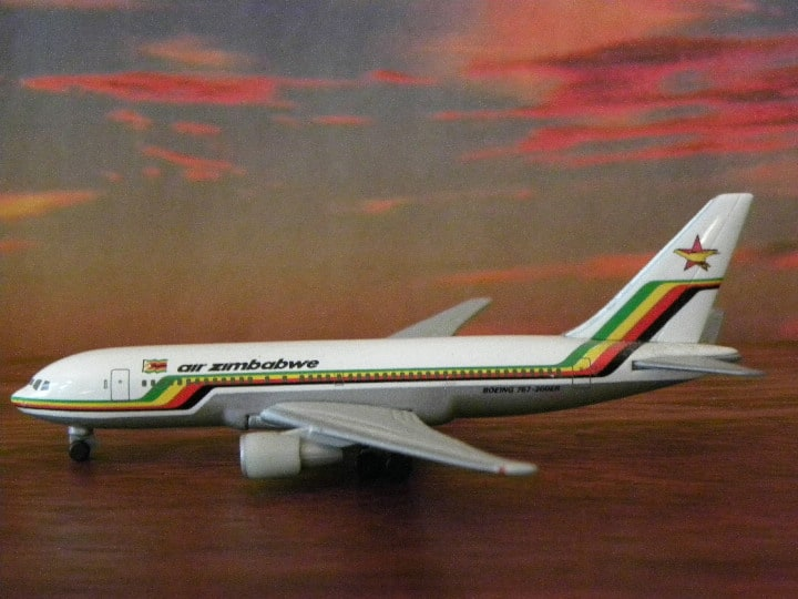 AZ 767. Schabak und Herpa. My Plane collections…