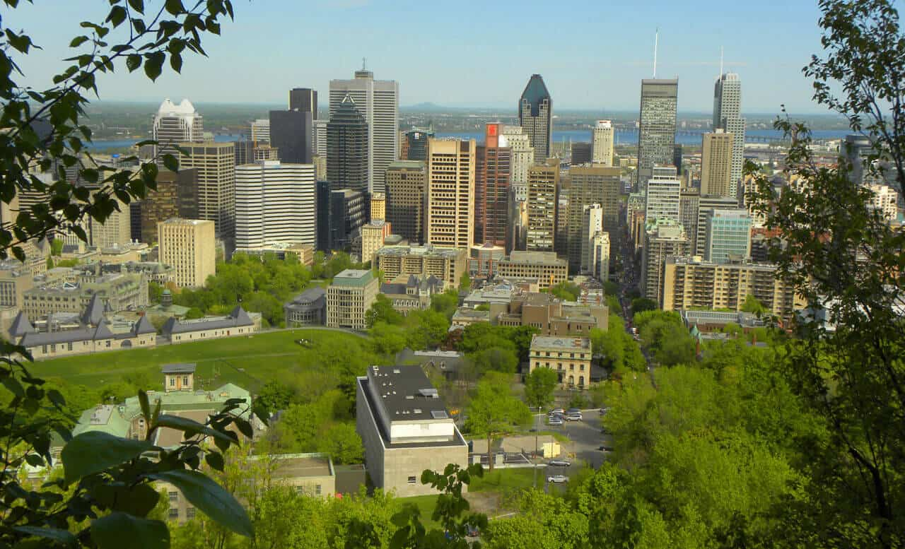 The Best Views on Montreal's Mont-Royal