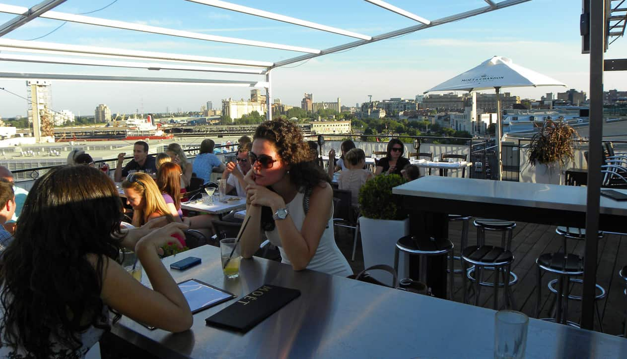 3 bars with the best views in Old Montreal
