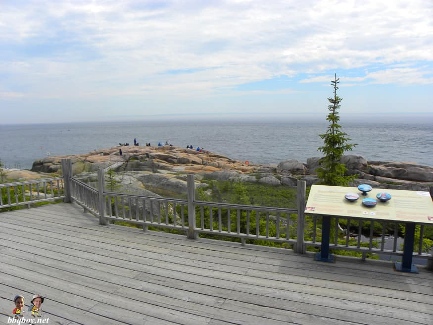 Cap de Bon-Désir Interpretation and Observation Centre, Tadoussac, Quebec, Canada