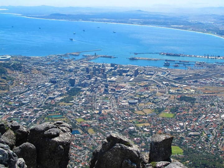 Cape-Town views,  south africa