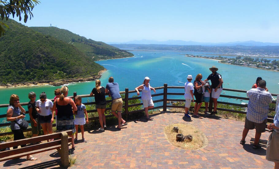 Knysna Heads, The Big guide to south Africa