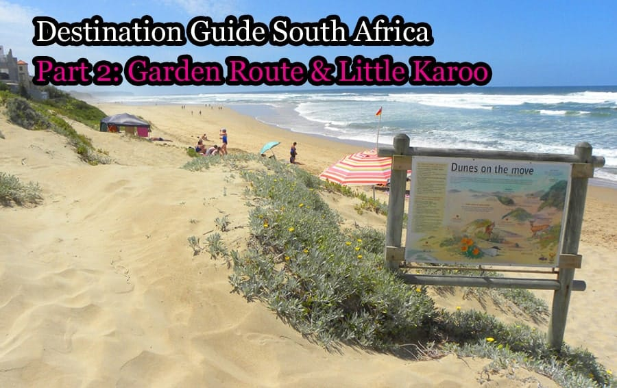 Destination Guide South Africa: Garden Route and Karoo (Part 2)