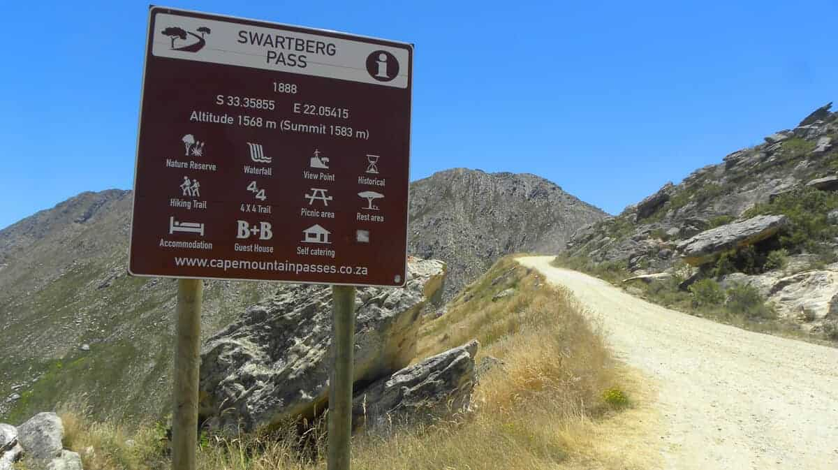 Swartberg Pass, South Africa. The Big Guide