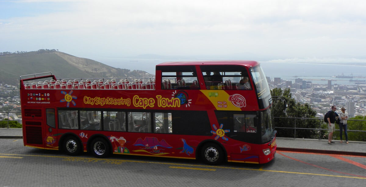 Hop On Hop off. 15 Things to Do in and around Cape Town, South Africa