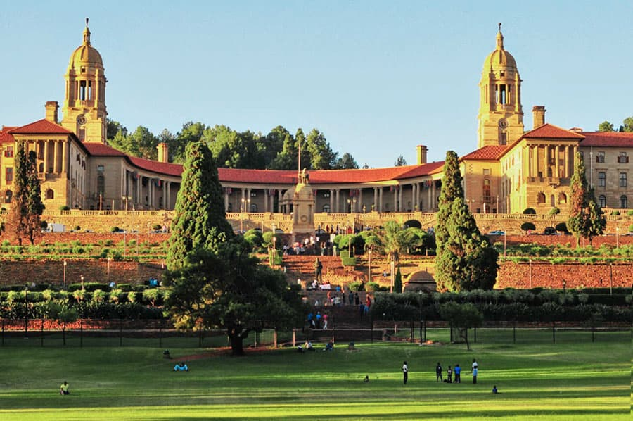 Pretoria. Destination Guide South Africa: Gauteng Province (Part 5)