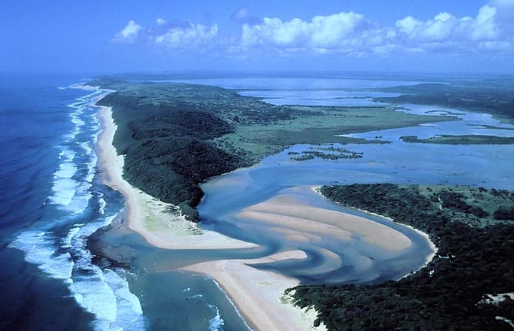 Greater St-Lucia wetland park, Kwazulu-Natal Province (KZN), south africa