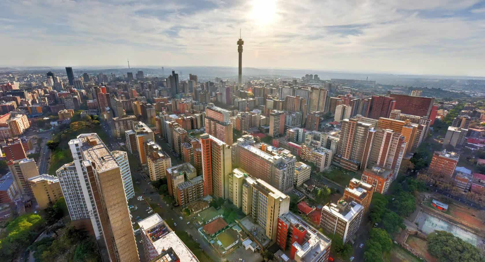 Highlights in and around Johannesburg and Pretoria, South ...