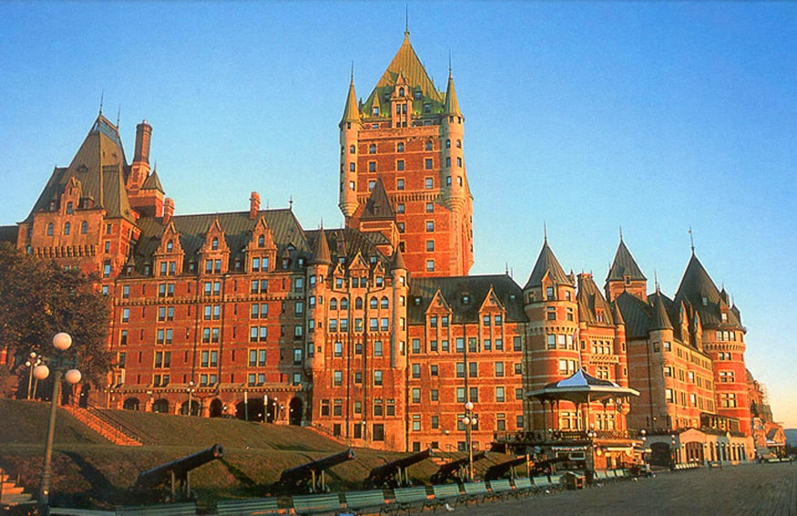 Chateau-Frontenac-Hotel, The Ultimate Guide to Canada