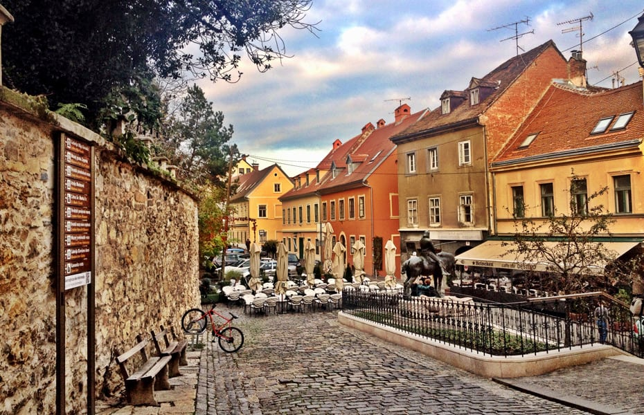 Zagreb. Croatia Guide and Travel Tips
