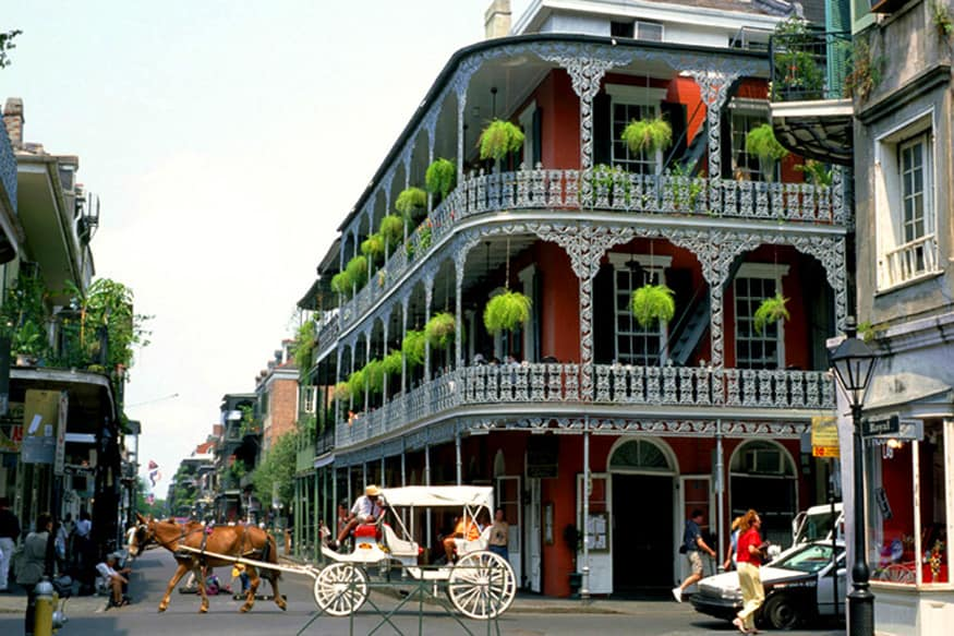 French Quarter, new orleans, usa
