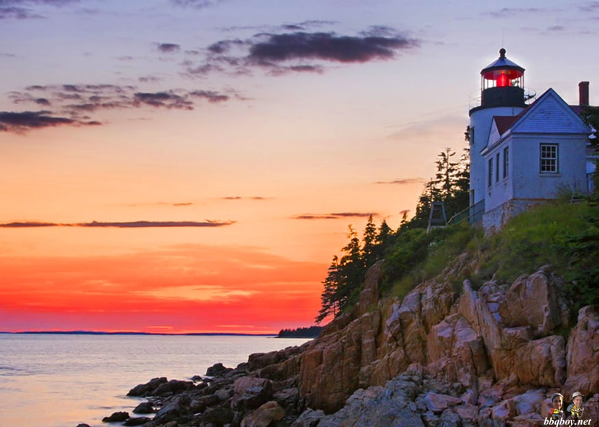 lighthouse-acadia-national-park