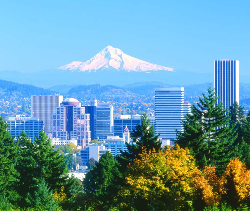 Beautiful Places In Portland Oregon: Where To Go And What To See