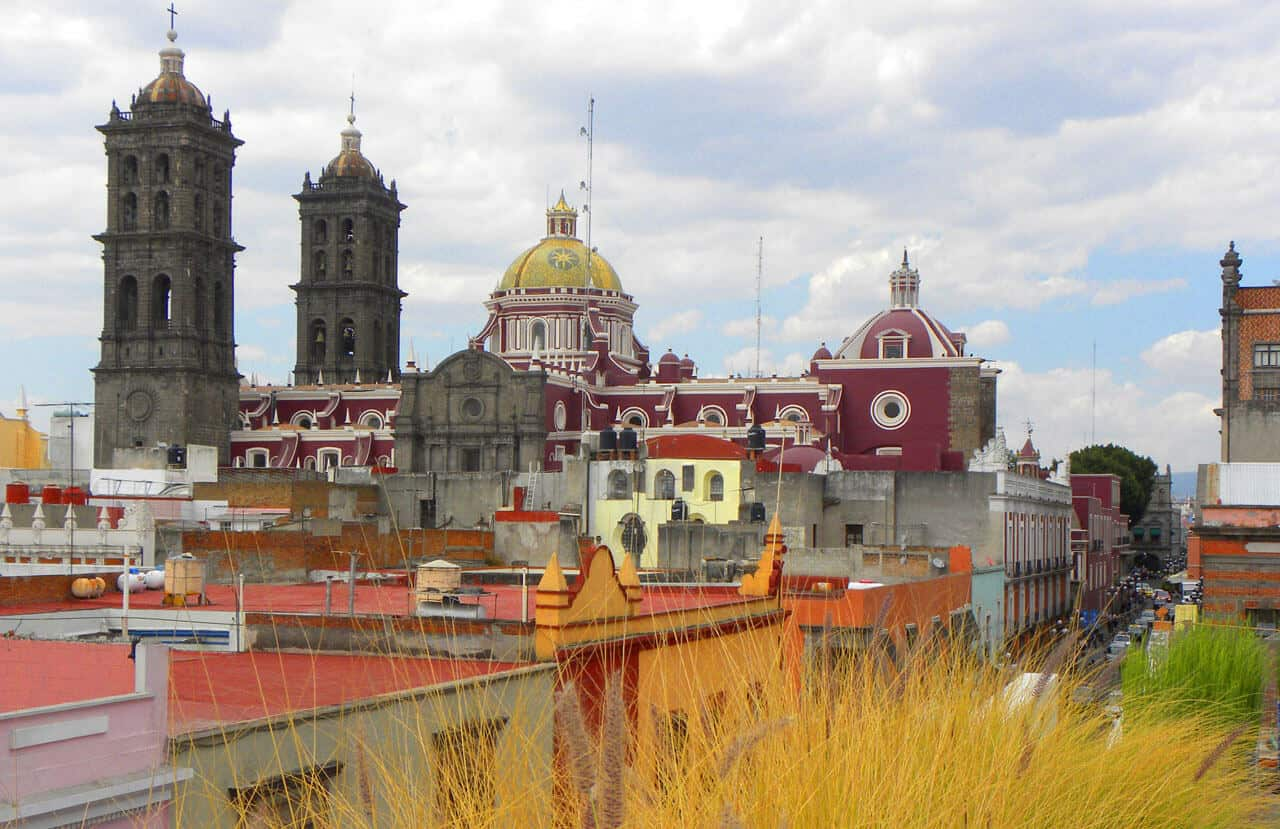 Highlights of a visit to Puebla, Mexico