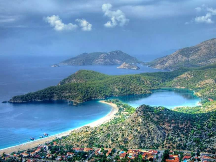 fethiye, Turkey. Turkey Travel Guide: Where to Go and What to Do