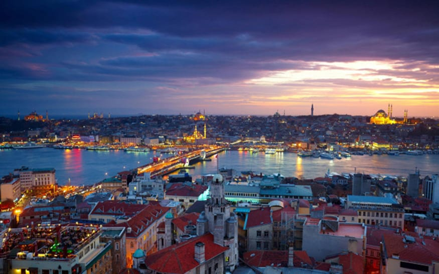 Istanbul. Turkey Travel Guide: Where to Go and What to Do