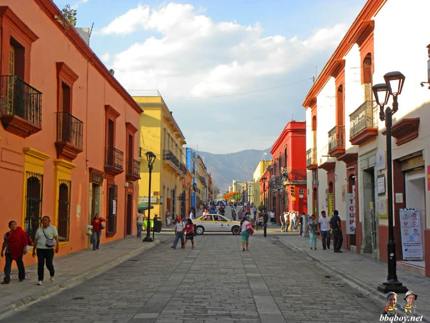 Things to do and eat in oaxaca mexico and the poverty for Oaxaca to mexico city
