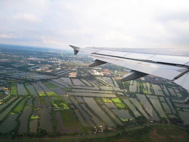 Somewhere over Bangkok 2 - Jennifer Dore Dallas - Moi, mes souliers