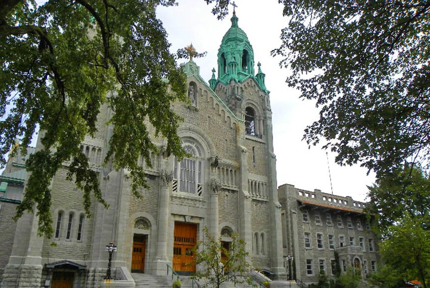 St. Stanislas church, Plateau Mont-Royal