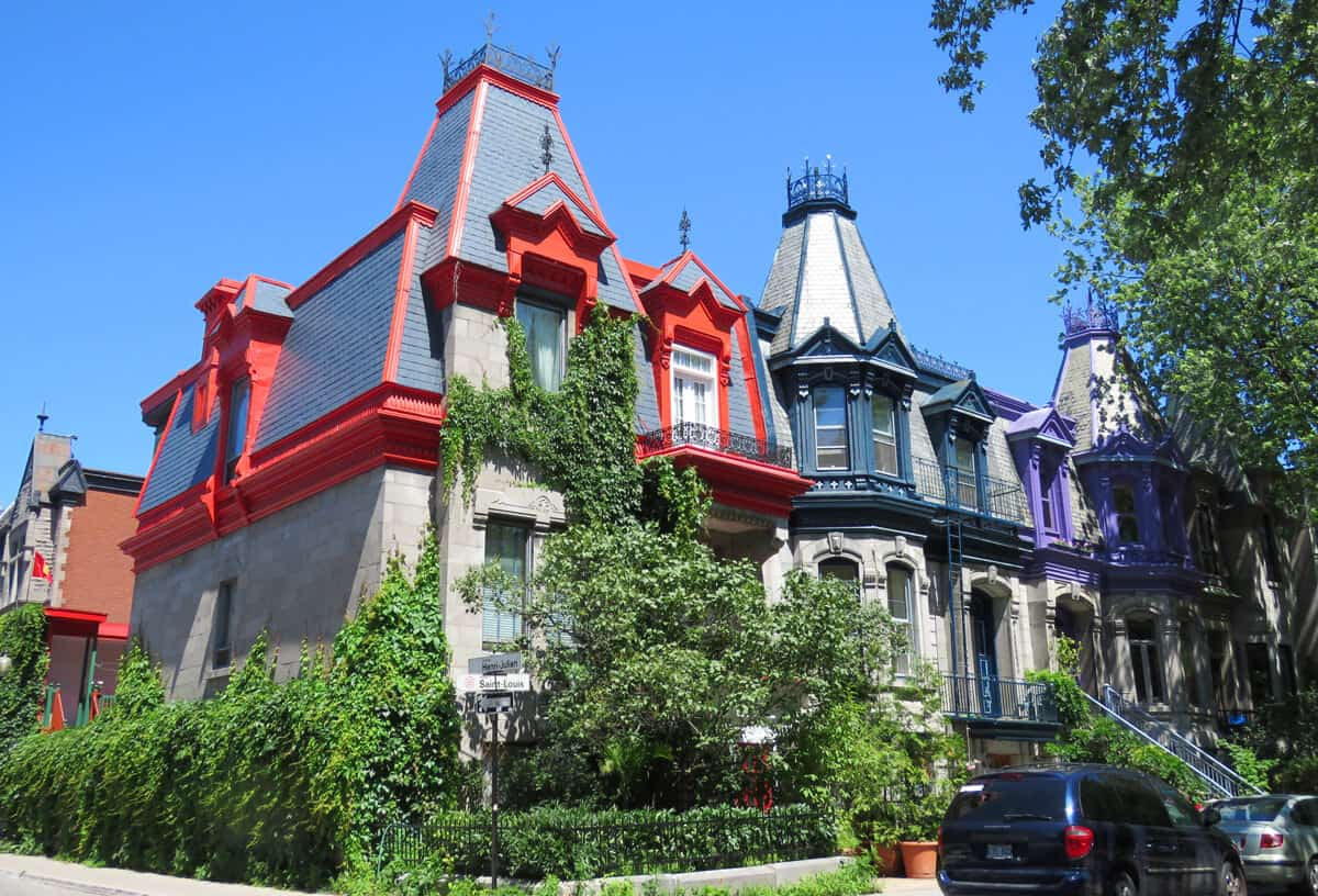 walking tour of montreal's plateau